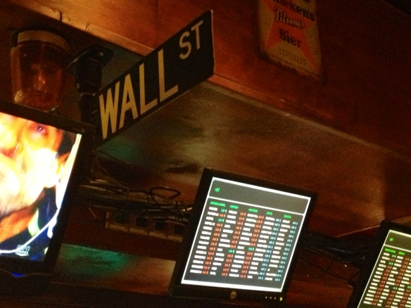 Wall Street.