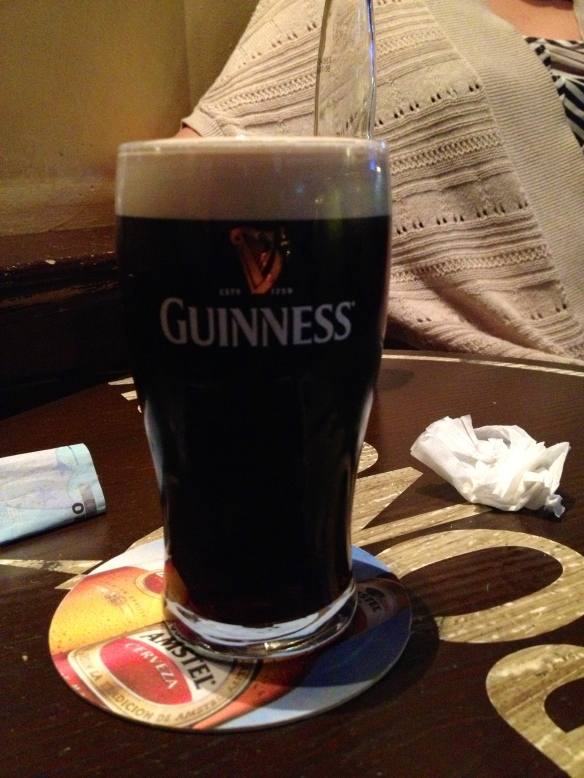 Cheap (but still expensive in taste) Guinness!