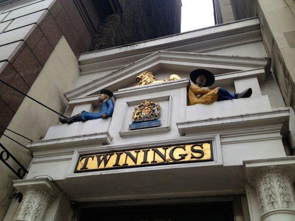 Twinings, a family-owned tea shop since 1706. More than 300 hundred years of same-family ownership and really good teas.